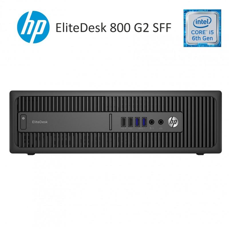 ordenadores baratos hp elitedesk 800 G2 SFF en bit64.es